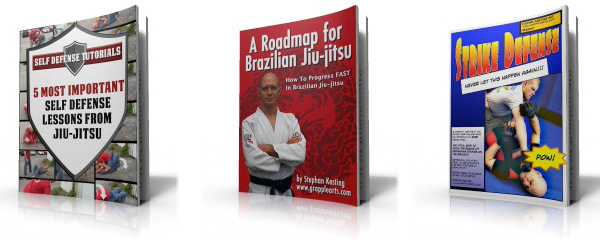 Get our self defense tips by email and also download these books for free