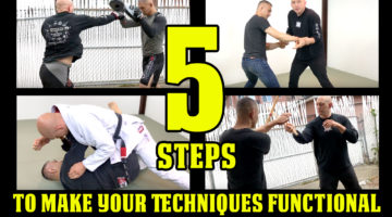 How to Make Sure Your Martial Art Will Work in the Street