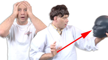 Karate Myth: Can You Kill a Man by Driving his Nasal Cartilage into his Brain!