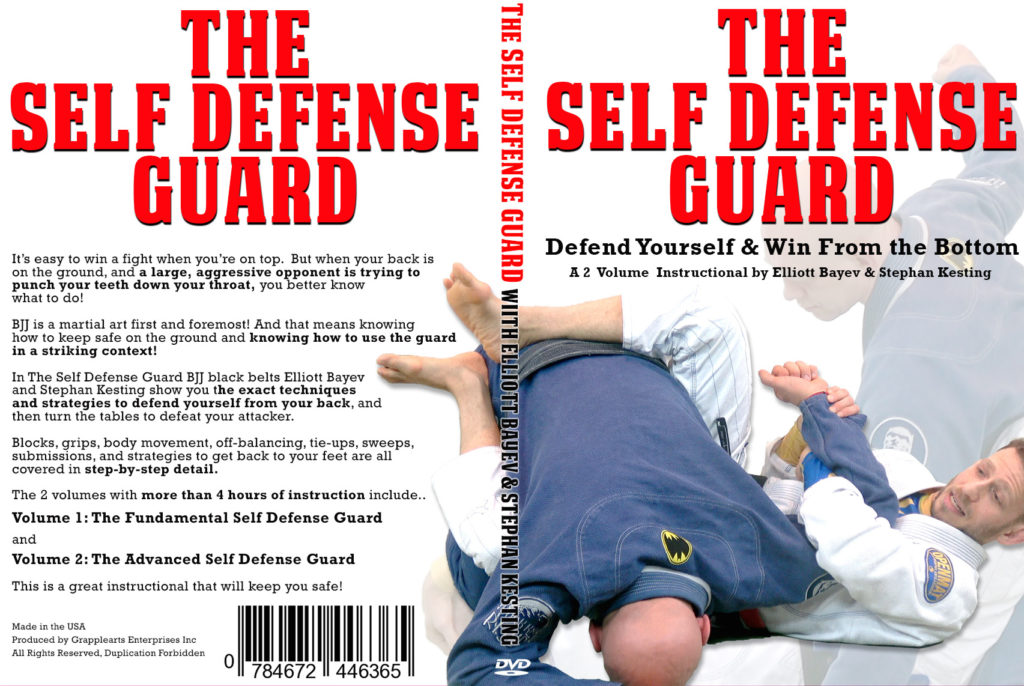 Self Defense Guard Trapsheet with Elliott Bayev