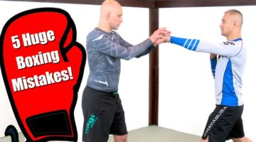 5 Mistakes Grapplers Make When Striking