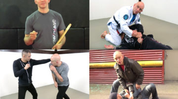 The Many Areas of Self Defense