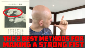 How to make a strong fist