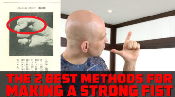 Two Methods to Make a Really Strong Fist