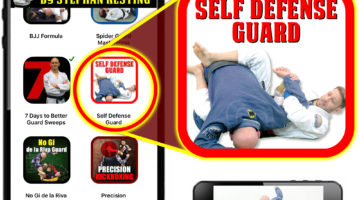 The BJJ Guard for Self Defense… on Your Phone!