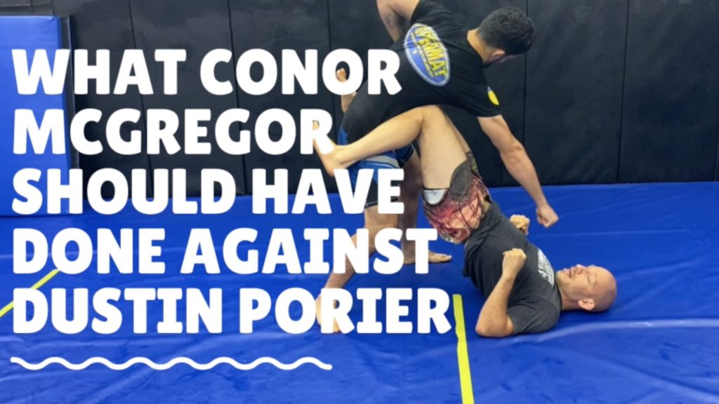 Ground and Pound Defense in MMA and Self Defense